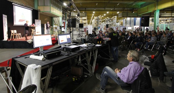Konferens 2015 industriautomation Gislaved